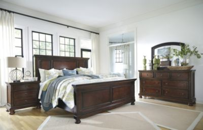 Ashley Porter Queen Bedroom Set