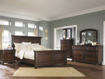 Ashley Porter 4-Piece King Bedroom Set