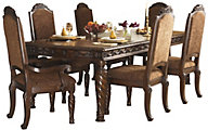 Ashley North Shore 7-Piece Dining Set