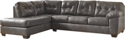 Ashley Alliston Gray 2-Piece Sectional