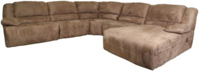 Ashley Hogan 5-Piece Reclining Sectional