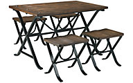 Ashley Freimore 5-Piece Dining Set