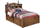 Ashley Barchan Full Storage Bed