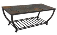 Ashley Antigo Coffee Table