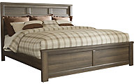Ashley Juararo California King Panel Bed