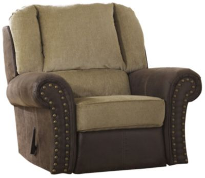 Ashley Vandive Rocker Recliner