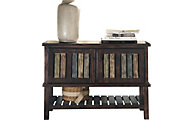 Ashley Mestler Storage Console