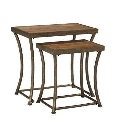 Ashley Nartina Nesting Tables (Set of 2)
