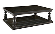 Ashley Mallacar Rectangular Coffee Table