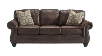 Ashley Breville Espresso Sofa