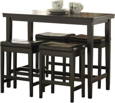 Ashley Kimonte 5-Piece Counter Set