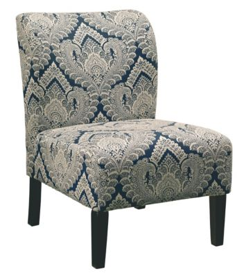 Ashley Honnally Armless Accent Chair