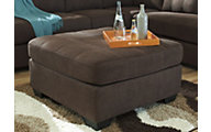 Ashley Maier Walnut Cocktail Ottoman
