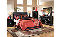 Ashley Shay 4-Piece Queen Headboard Bedroom Set