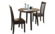 Ashley Hammis 3-Piece Drop Leaf Dining Set