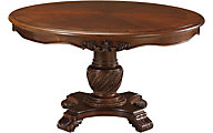 Ashley North Shore Round Pedestal Table