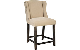 Ashley Moriann Upholstered Counter Stool