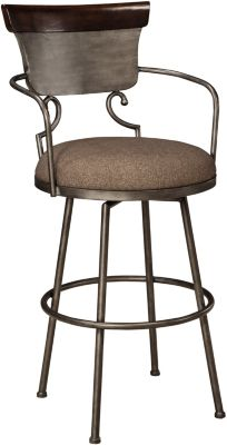 Ashley Moriann Swivel Barstool