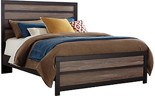 Ashley Harlinton King Bed