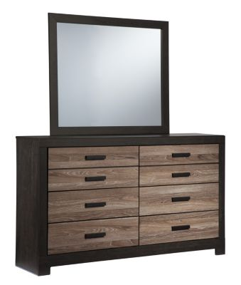 Ashley Harlinton Dresser with Mirror