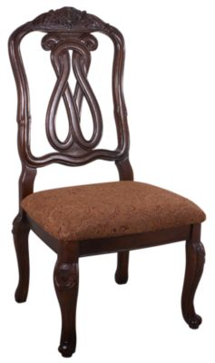 Ashley North Shore Padded Side Chair