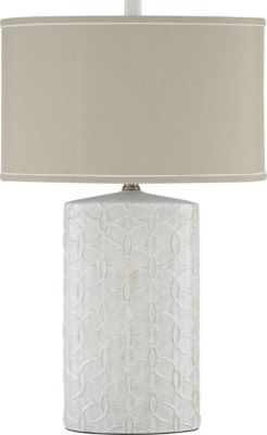 Ashley Shelvia Ceramic Table Lamp