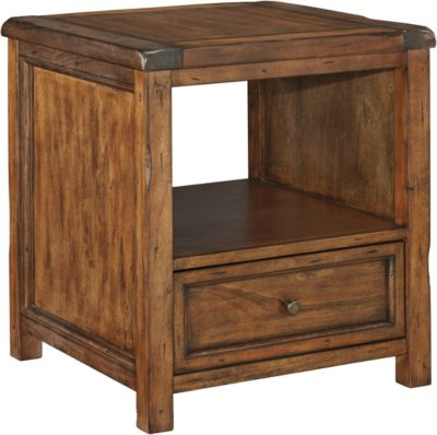 Ashley Tamonie End Table with Drawer