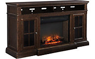 Ashley Roddinton Fireplace TV Console