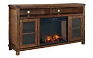 Ashley Tamonie Fireplace Console
