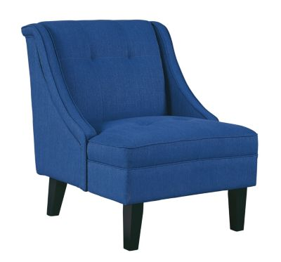 Ashley Clarinda Blue Accent Chair