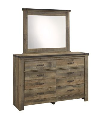 Ashley Trinell Dresser with Mirror