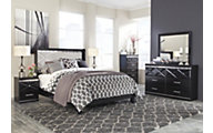 Ashley Fancee 4-Piece Queen Bedroom Set