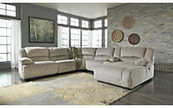 Ashley Toletta 6-Piece Right-Side Chaise Sectional