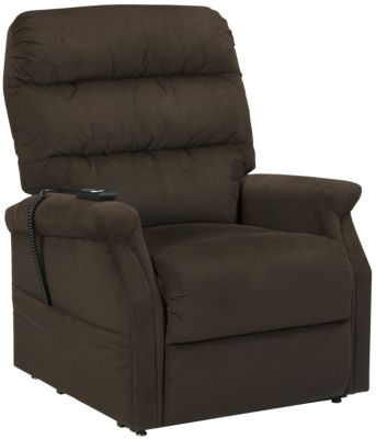 Ashley Brenyth Chocolate Power Lift Recliner