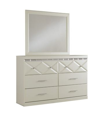 Ashley Dreamur Dresser with Mirror