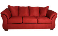 Ashley Darcy Microfiber Red Full Sleeper