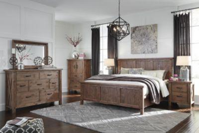Ashley Tamilo 4 Piece Queen Bedroom Set