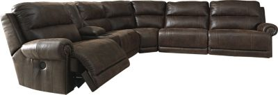 Ashley Luttrell 6-Piece Power Reclining Sectional