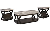 Ashley Radilyn Coffee Table & 2 End Tables
