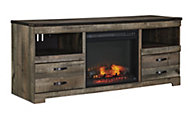 Ashley Trinell Fireplace Console