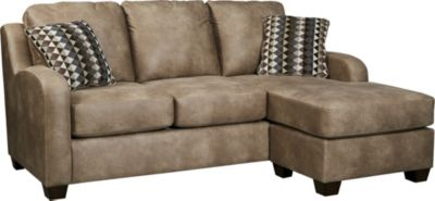 Ashley Alturo Queen Sleeper Sectional Sofa Chaise