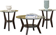 Ashley Fantell Coffee Table & 2 End Tables