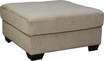 Ashley Hazes Ottoman