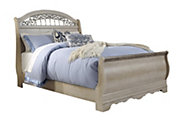 Ashley Catalina Queen Sleigh Bed