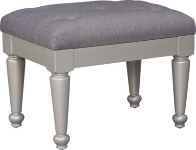 Ashley Coralayne Upholstered Stool