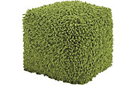 Ashley Taisce Green Pouf