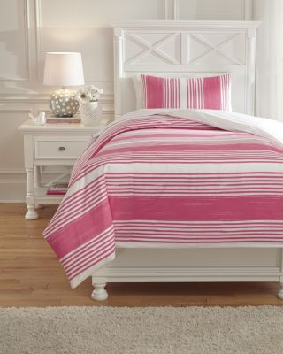 Ashley Taries 2-Piece Twin Duvet Cover Set