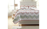Ashley Lacentera 3-Piece Full Quilt Set