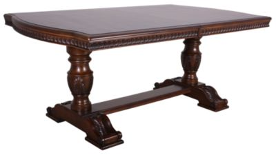 ashley north shore formal dining table | homemakers furniture