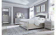 Ashley Coralayne 4-Piece King Bedroom Set